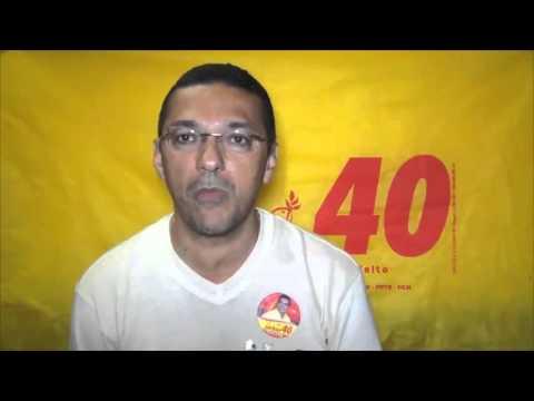Eleito pela terceira vez prefeito de Itacaré, Jarbas grava vídeo agradecendo por sua votação