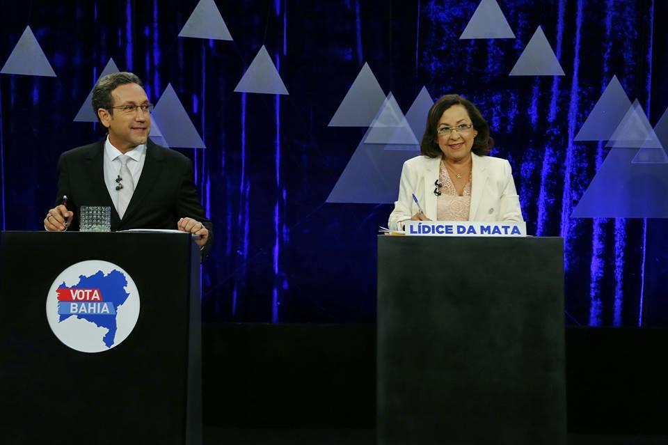 Debate tv aratu