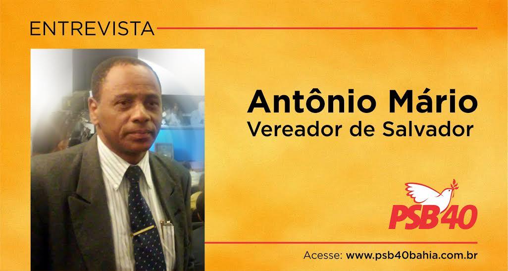 Entrevista. Antonio Mario