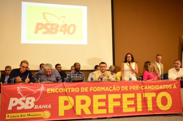 encontro pre candidatos psb