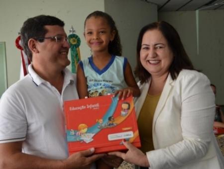 Kit escolar Guanambi