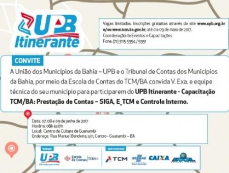UPB itinerante Guanambi