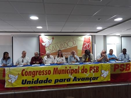 Congresso Municipal PSB