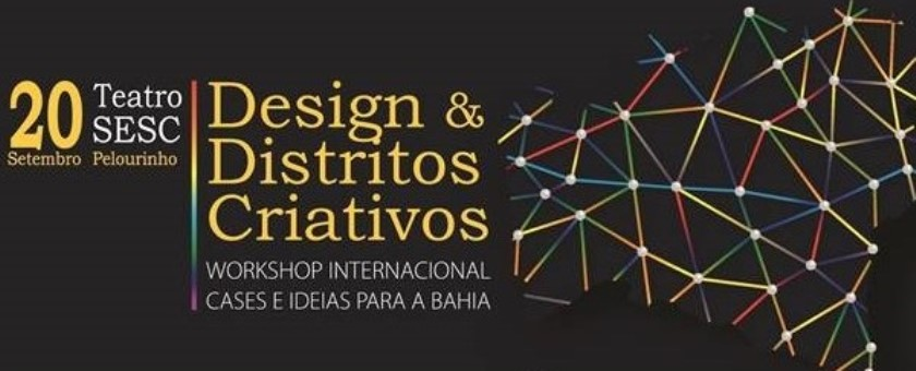 Design e Distritos Criativos