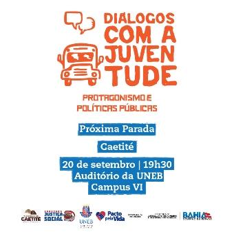 Dialogos com a juventude - Itabuna