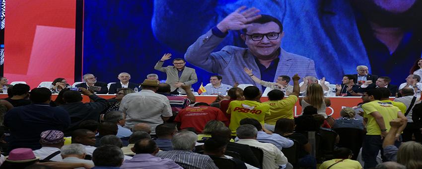 Carlos Siqueira Congresso
