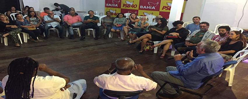 Debate Juca Ferreira