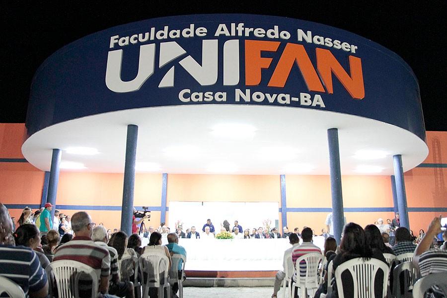 Unifan Casa Nova