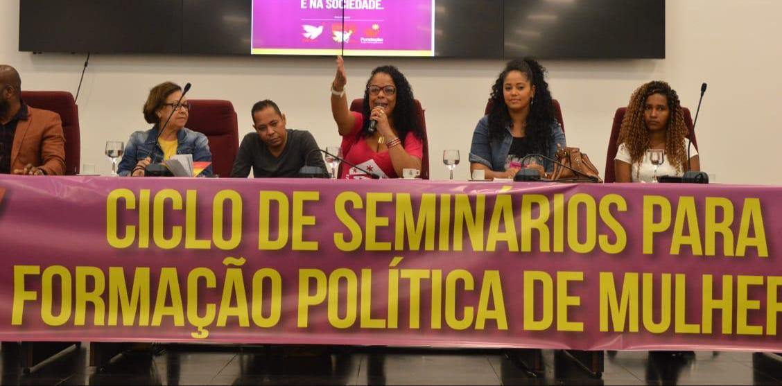 seminário mulheres psb