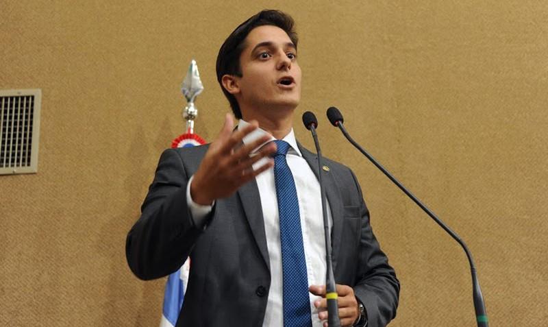 O deputado estadual baiano Marcelo Veiga - FOTO Divulgação