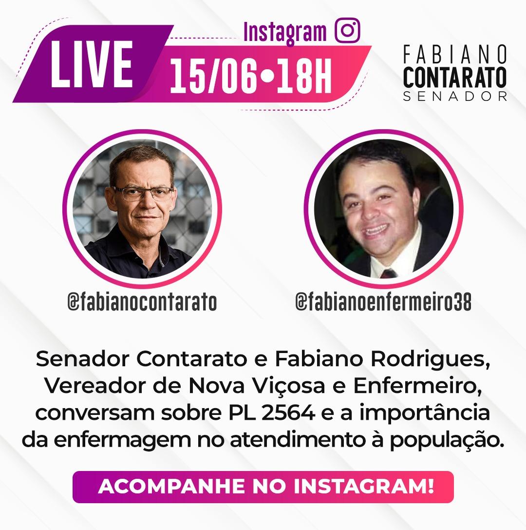 live fabiano