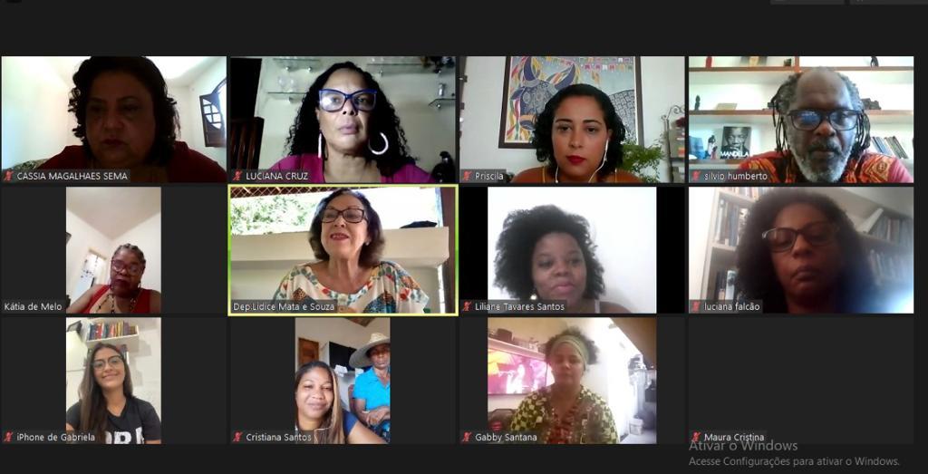 seminário dia da mulher